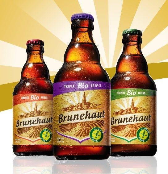 Het is herfst in Nederland. Het is nu dus tijd om eens lekker te genieten van een heerlijk glutenvrij speciaal bier. Wij hebben daarom een mooie herfstactie met Brunehaut glutenvrije bieren.  Brunehaut Blond Bio - 33cl - van € 1,90 nu voor € 1,71 Brunehaut Amber Bio - 33cl - van € 1,95 nu voor € 1,76 Brunehaut Tripel Bio - 33cl - van € 2,30 nu voor € 2,07  Bestellen kan via onze webshop http://www.bierglutenvrij.nl/aanbiedingen, de webshop voor uw glutenvrije bieren.
