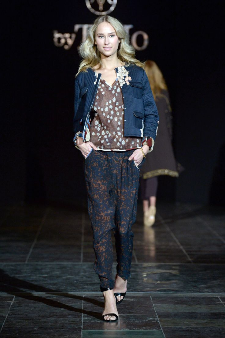 Copenhagen Fashion Week: by Ti Mo A/W14 Collection