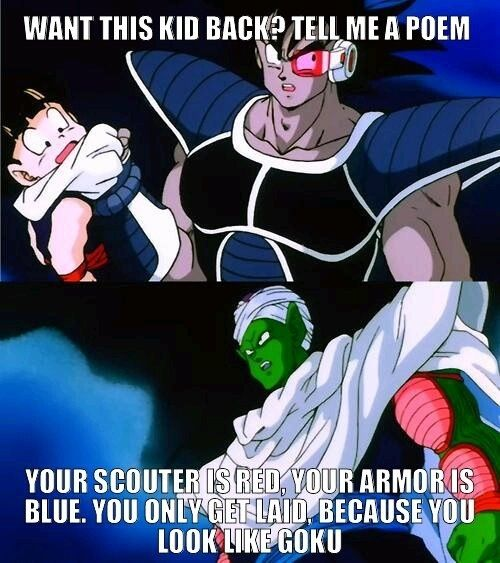 Piccolo is a master poet