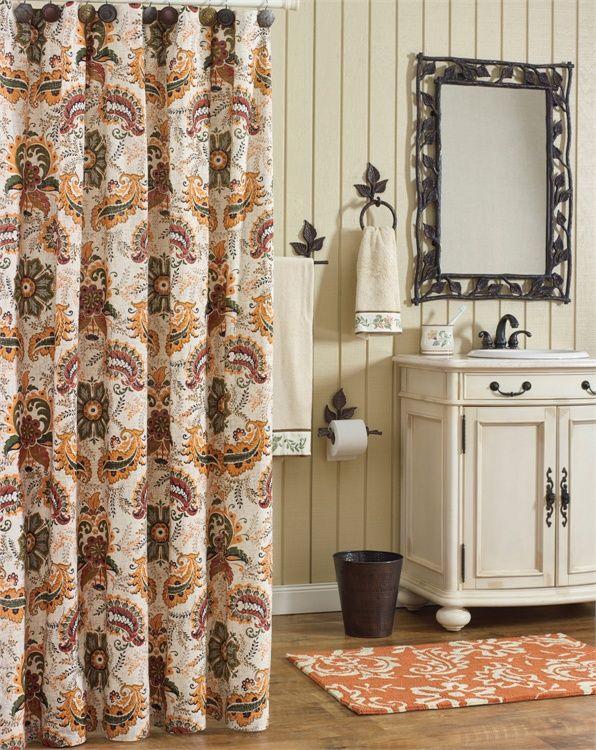 17 Best images about Shower Curtains & Bath Decor on Pinterest ...