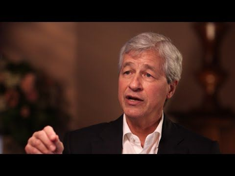 CNNMoney: Jamie Dimon: Political environment is 'terrible'