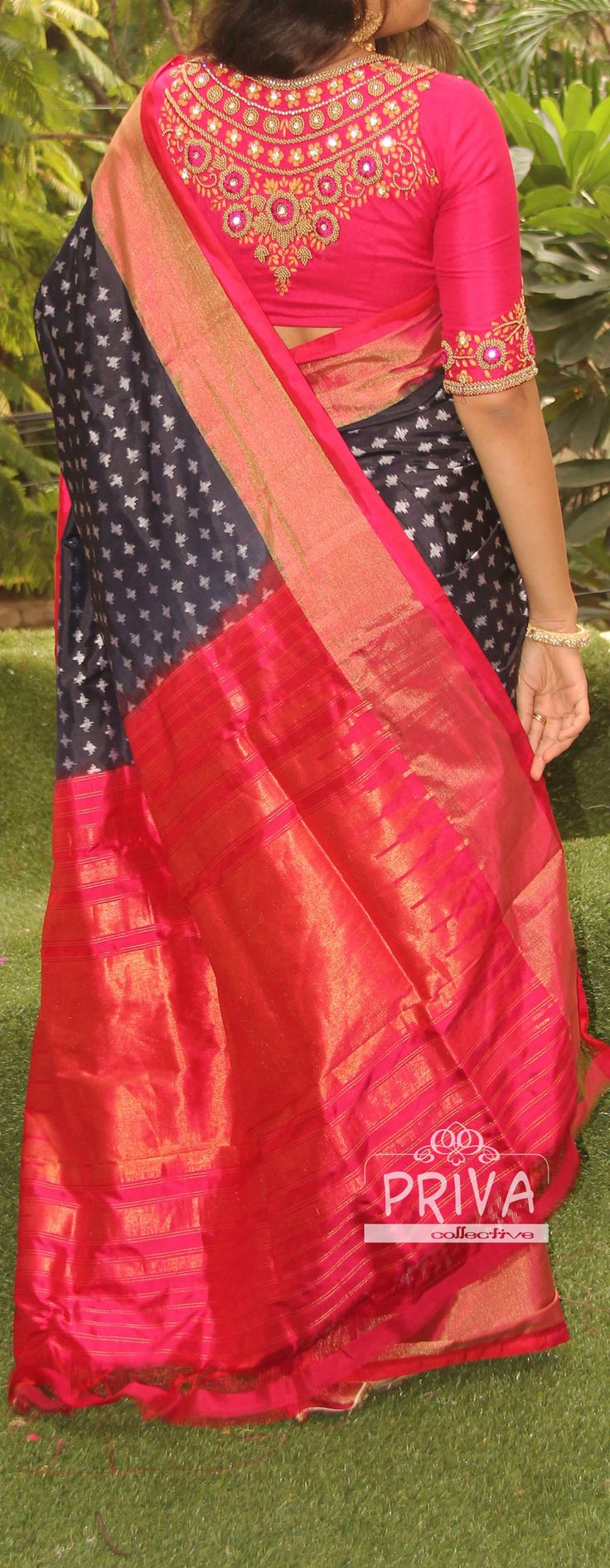 Festive Collection of Ikkat Pattu sarees will be posted tonight 1st October 2016 at 7 pm IST