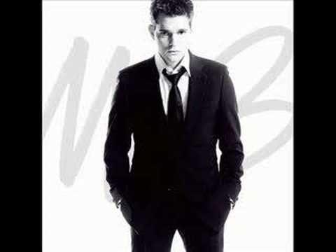 Michael Buble - Quando Quando Quando.  A great selection for cocktail hour, with lovely backup vocals by Nelly Furtado