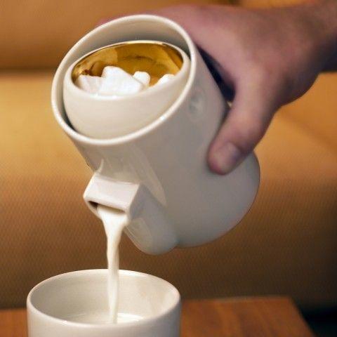 milk and sugar set | Tonfisk Design