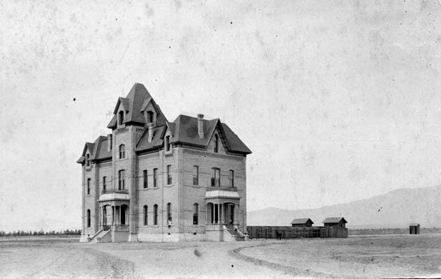 The Chaffey College of Agriculture, founded by the Ontario founders George and William Chaffey, opened on October 15, 1885. The institution, which also had a secondary school, was operated by the University of Southern California until 1901