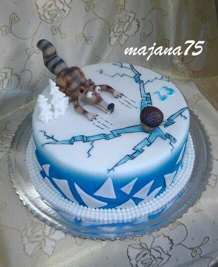 Cake ice