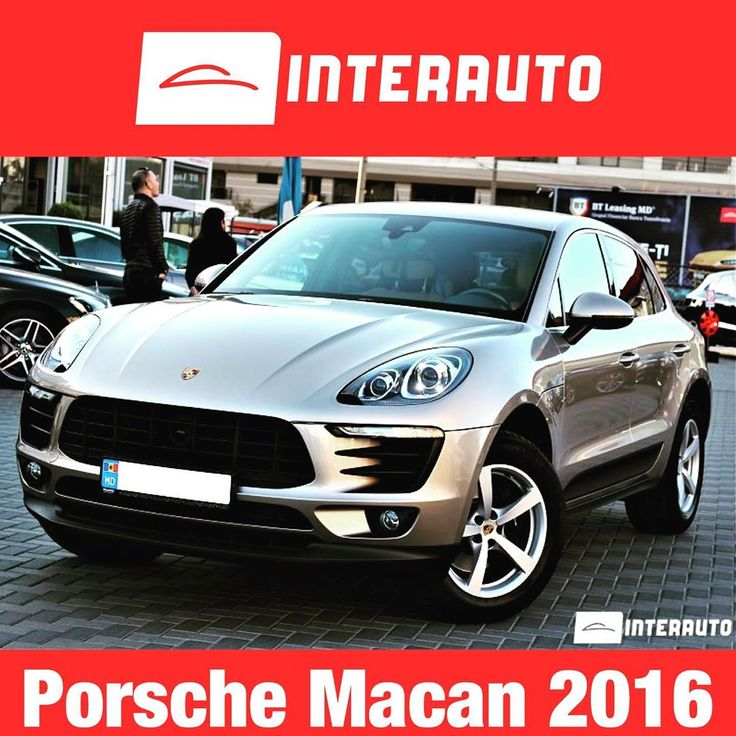 Gashetka | Transportation Design | 2015 | Porsche Macan Turbo | Source