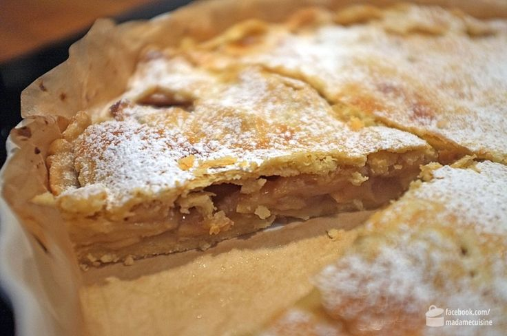 Apple Pie | Madame Cuisine Rezept