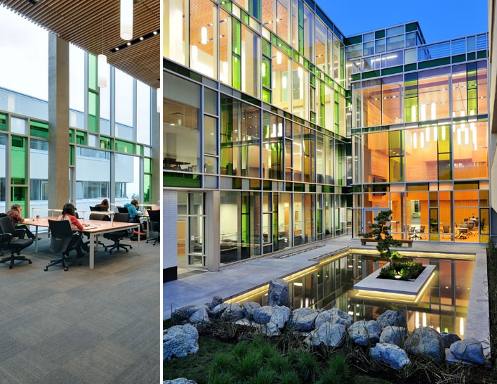 University of BC Allard Hall, Faculty of Law Building | Vancouver, BC