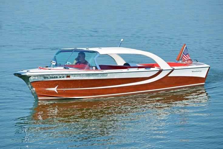 'Dreamboat'. 390 CID 325HP Cadillac V-8 powered Coronado