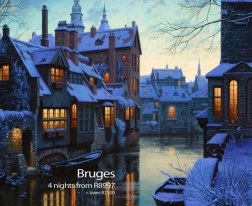 BRUGES - Belgium      Avoca Travels Romantic Getaway Special    https://www.facebook.com/photo.php?fbid=407157872706780=pb.369549089800992.-2207520000.1360260865=3