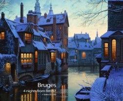 BRUGES - Belgium      Avoca Travels Romantic Getaway Special    https://www.facebook.com/photo.php?fbid=407157872706780=pb.369549089800992.-2207520000.1360260865=3