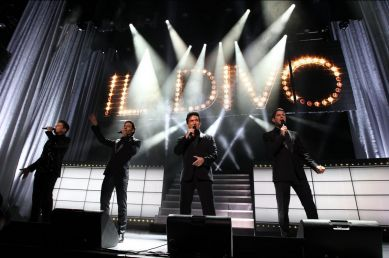 The Official Il Divo Site