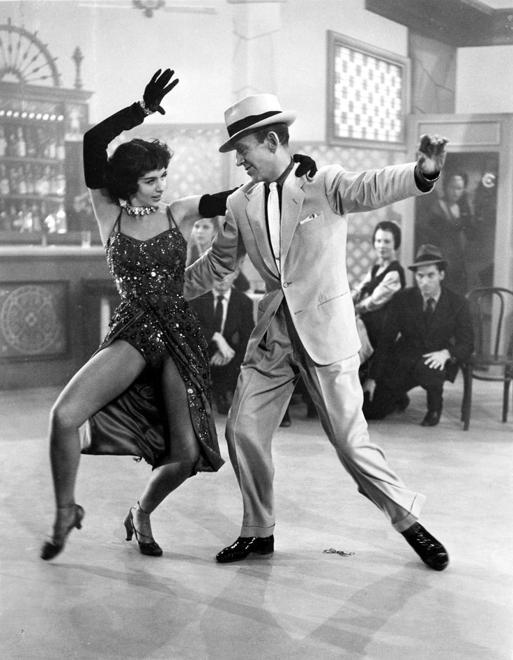 The Band Wagon (1953),Cyd Charisse and Fred Astaire