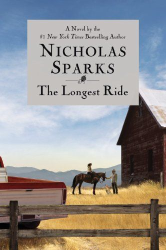 The Longest Ride by Nicholas Sparks, Ira Levinson is in trouble. At ninety-one years old, in poor health and alone in the world, he finds himself stranded on an isolated embankment http://www.amazon.com/dp/1455520659/ref=cm_sw_r_pi_dp_Aqb8rb1YFT5DM