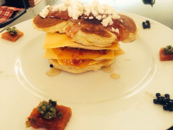 Breakfast stack