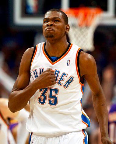 Kevin Durant... Enough said.
