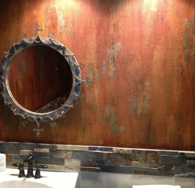 rust how to fix walls