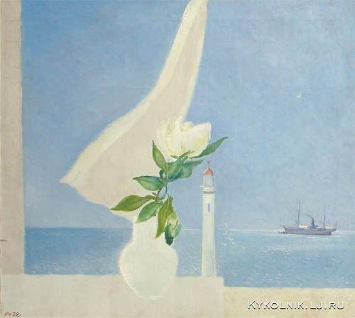 Нисский Георгий Григорьевич (1903-1987) часть первая. 1903-1940 годы - «Впечатления дороже знаний...»