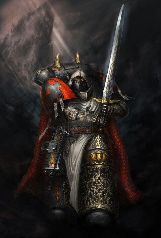 Chosen One, Black Templar                                                                                                                                                                                 More