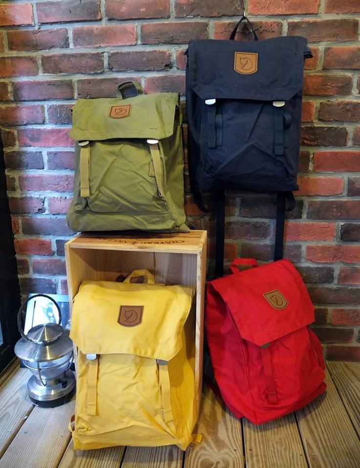 Fjallraven Foldsack No.1 Backpack | Fjällräven LIFE ...