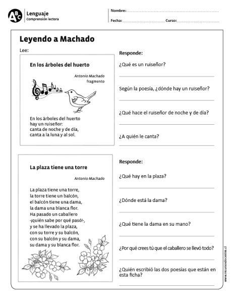 Leyendo a Machado