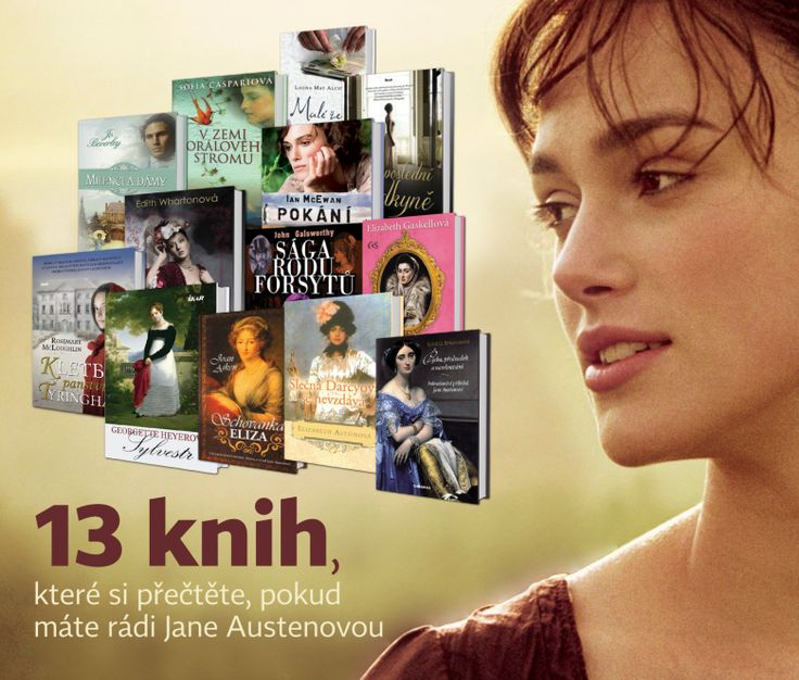 NEOLUXOR: 13 knih, které si přečtěte, pokud máte rádi Jane Austenovou