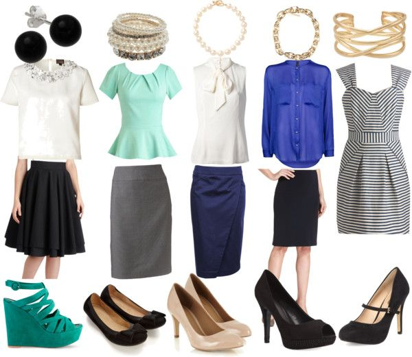 cfff1d625fd Interview outfits for spring summer.  hittinghemlines