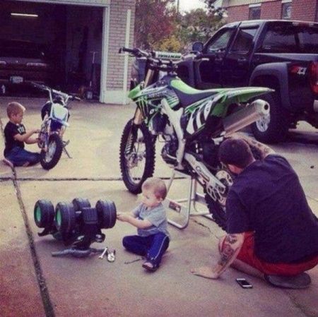 Tel père, tels fils