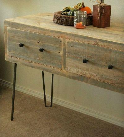 Reclaimed Wood   5 Interior Design Trends For Autumn/Winter 2014   Sofa Workshop