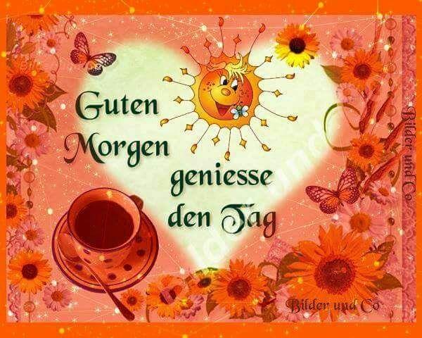 Guten Morgen Freunde Von Heinrich Thoben Auf Guten Morgen Guten