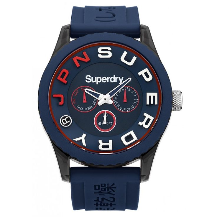 john-andy.com | Superdry SYG170U ρολόι