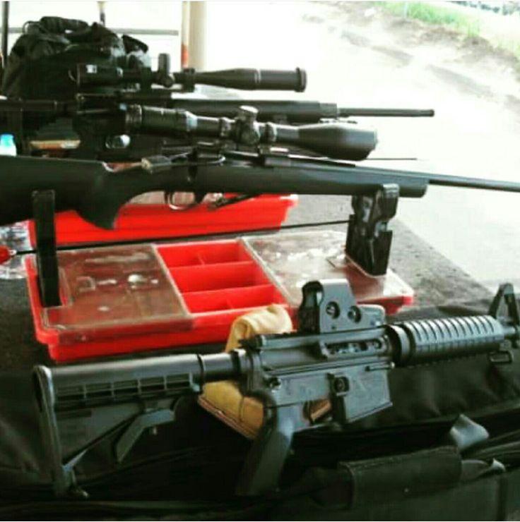 Day at thr range..