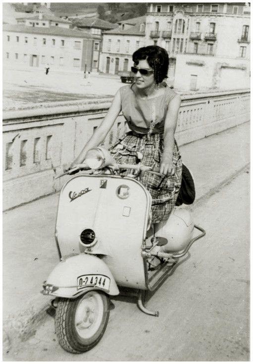 vintage vespa modernvespa.com