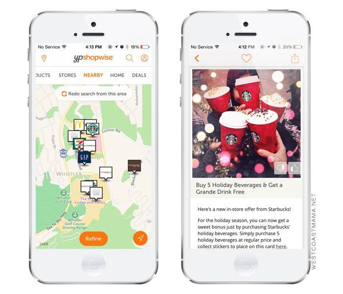 YP Shopwise - West coast Mama - Gift Finder