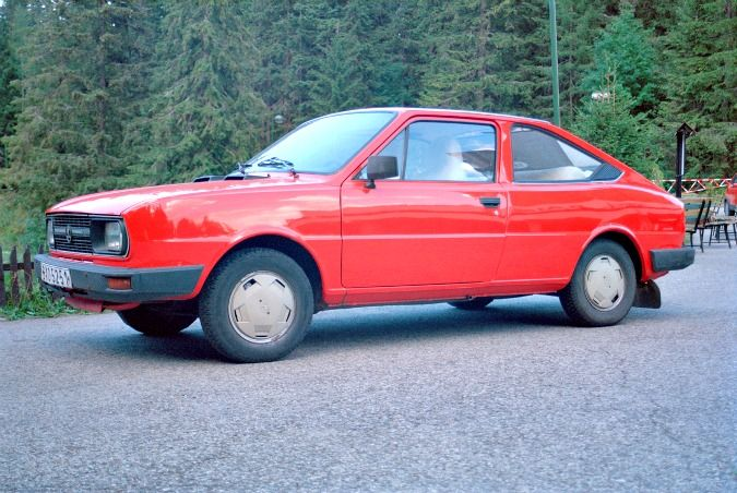 Škoda Rapid/Photo: Wikipedia