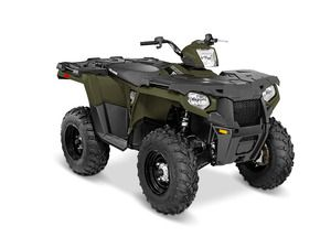2016 Polaris® Sportsman® 570 EPS Sage Green Holland Michigan