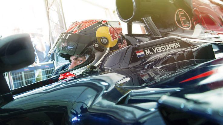 Max Verstappen's Weg in die Formel 1