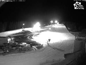 WebCam showing current Snow conditions in Winterberg, ©Skilift Karussell