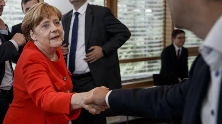 """ALEMANIA    Clima de """"euforia"""" en las plantas nobles de las empresas alemanas    La confianza empresarial en el negocio mayorista germano ..."""