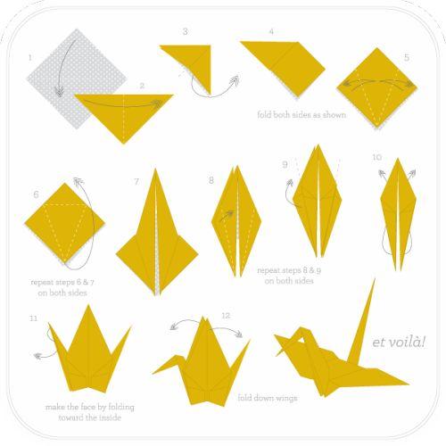 Petits oiseaux de papier