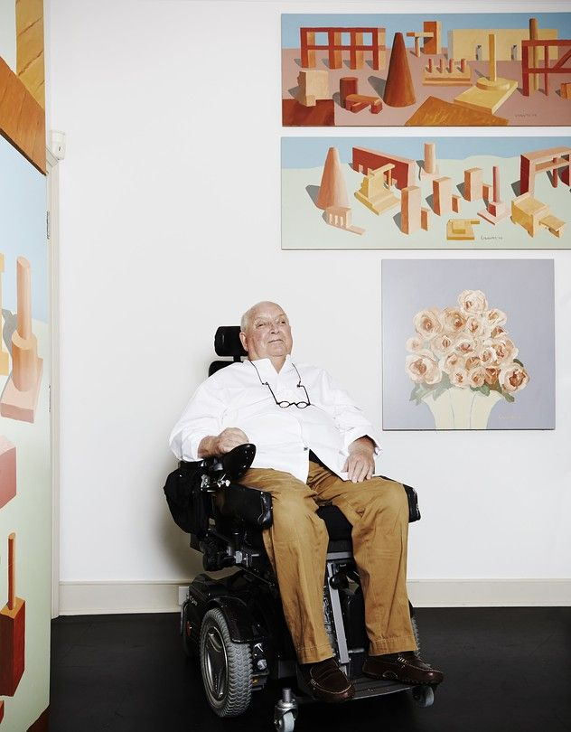 Architect Michael Graves on Design Hits & Misses - The Post-Modernism master loves open-air hotels, hates cheap trophies & has forgiven his mother for worrying that he would become a starving artist.