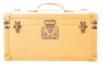 Louis Vuitton Epi Beauty Case
