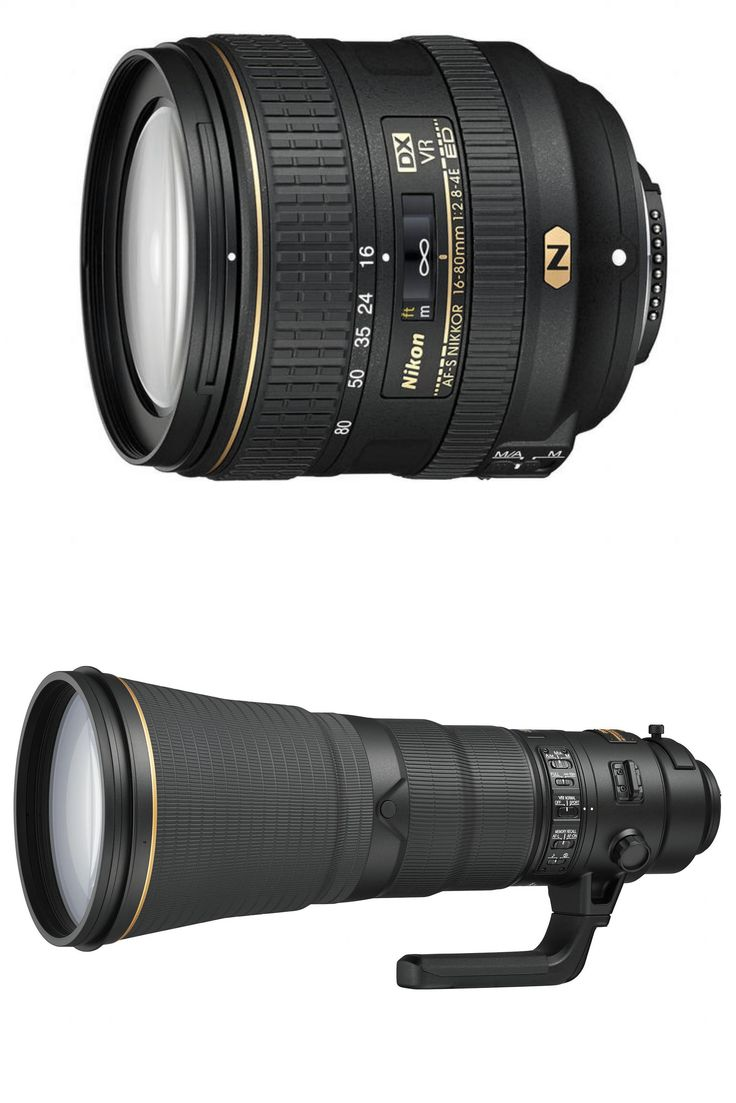 #Nikon offers fast general-purpose APS-C lens and supertelephoto updates #camera