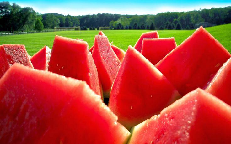 manfaat buah semangka bagi tubuh dan kesahatan