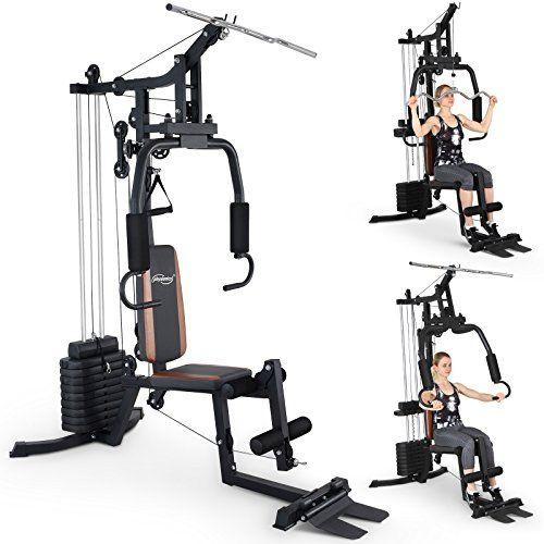 Cool physionics aparato multifuncional de fitness - Equipamiento de gimnasios ...