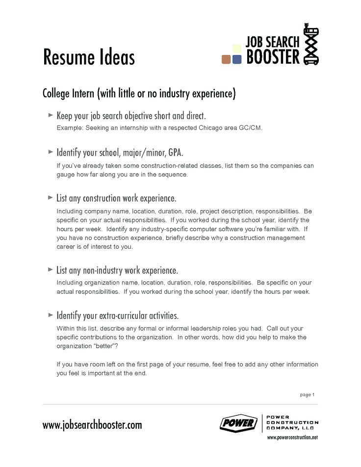 Job Objective Resume Examples Pinterest Sample resume, Resume