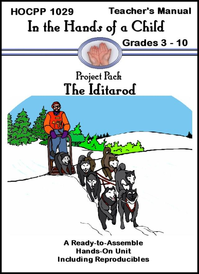 iditarod coloring pages for kid - photo#38