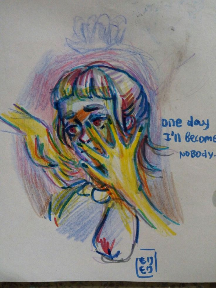 Depression  #sadness #art #depression #sketch #sketchbook #doodle