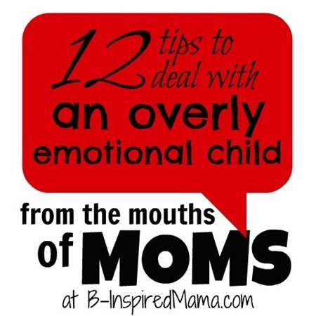 Does your child have emotional outbursts?  How do you deal with them?  Here are 12 tips from MOMS like you at B-InspiredMama.com.Mommy Helpful, B Inspiration Mama, Kids Stuff, Mouth, Moms Emotional Child, Children, Kids Respect Parents, Emotional Outbursts, B Inspiredmama Com